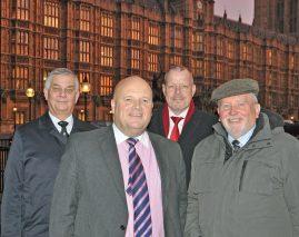 TMG raises coastal security at Parliament