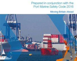 Our ports expertise in support of new document