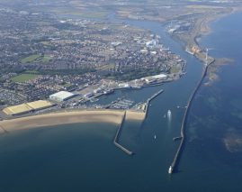 Multi-agency exercise at Port of Blyth