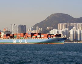Shipping growth in China's hands for 2018