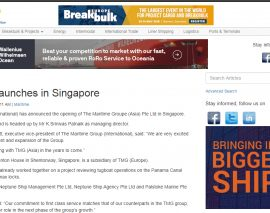 TMG Asia makes headlines worldwide