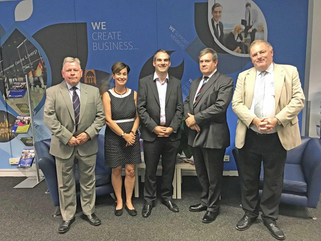 Liverpool, maritime, TMG, The Maritime Group, port, business development